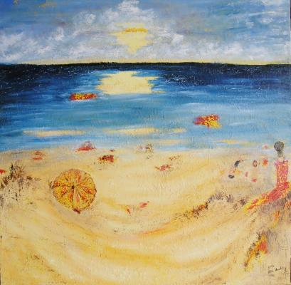 Strand - Marie-Therese Schmahl - Array auf Array - Array -